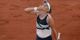 Tsjechische Barbora Krejcikova wint Roland Garros