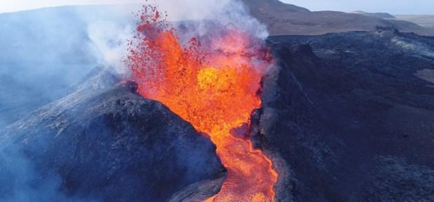 Waarom het alleen maar lijkt alsof er meer vulkanen uitbarsten