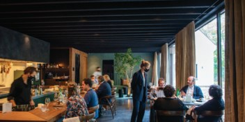 Restaurant   Bruno eet in de sfeer van David Lynch bij Commotie