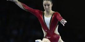 Nina Derwael maakt comeback met gouden medaille