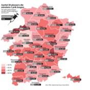 Eerste Limburgse twintigers uitgenodigd voor vaccinatie