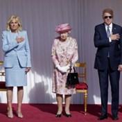 Koningin Elizabeth ontvangt Biden met veel pracht en praal in Windsor Castle