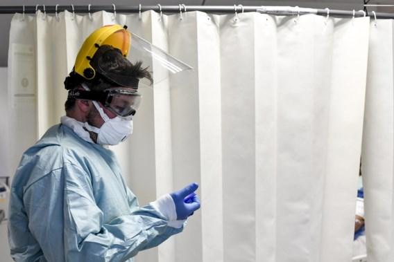 Minder dan 800 coronapatiënten in Belgische ziekenhuizen
