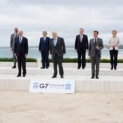 G7-landen beloven miljard vaccindosissen voor armere landen