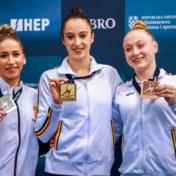Nina Derwael pakt tweede gouden medaille op wereldbeker