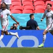 EK 2021 liveblog | Raheem Sterling zet de 1-0 op het scorebord voor Engeland