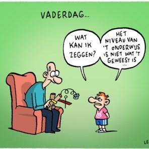 Cartoon van de dag - juni 2021