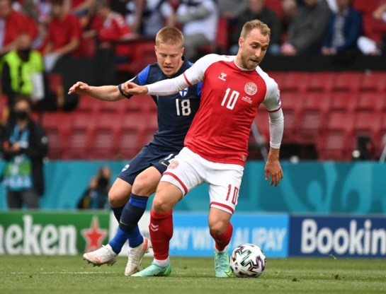 Deense teamarts heeft geen verklaring voor hartfalen Eriksen: 'Zijn tests waren goed'