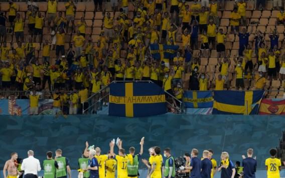 Start in mineur voor Spanje: Zweedse muur laat zich niet slopen
