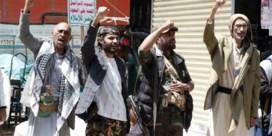 Drone van Houthi-rebellen stort neer op school in Saudi-Arabië