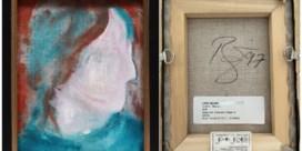 Schilderij David Bowie in tweedehandszaak