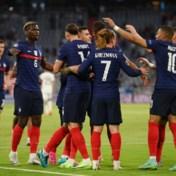 Frankrijk klopt Duitsland, dankzij owngoal en ondanks twee afgekeurde goals