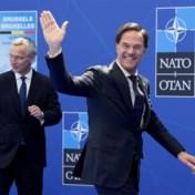 Rutte vond samenwerking met Trump 'awkward' tijdens Navo-top