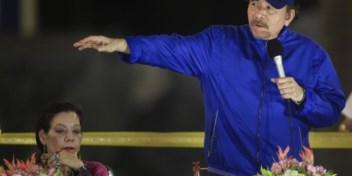 'Dictator' Ortega, sandinist tot in de kist