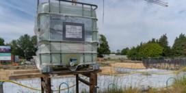 Bouw pompt flink meer water weg dan tot nu aangenomen