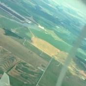 Piloot uit Oklahoma vliegt rond windhoos met zweefvliegtuig