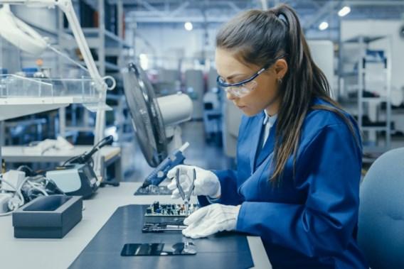 30.000 nieuwe medewerkers voor Vlaamse industrie