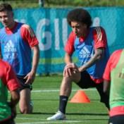 EK 2021 liveblog   Teamarts twijfelt niet: 'Witsel is wedstrijdfit en speelklaar' – Vertonghen ontbreekt op training