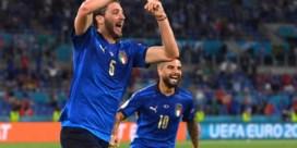 Met de groeten van Locatelli: sterk Italië stoot door na vlotte zege tegen Zwitserland