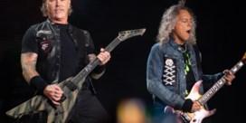 Metallica komt naar Rock Werchter 2022
