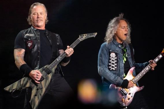 Metallica komt naar Rock Werchter en Pinkpop