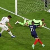 Duitsland bijt tanden stuk op wereldkampioen Frankrijk