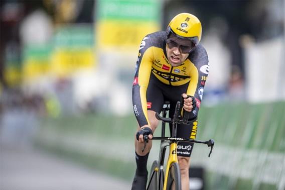 Na maandenlange pauze: Dumoulin wint meteen Nederlands kampioenschap tijdrijden