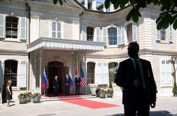 Biden en Poetin treffen elkaar op een plek vol symboliek