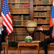 Poetin na ontmoeting met Biden: 'Moeilijk te zeggen of de relatie zal verbeteren, maar er is een sprankeltje hoop'