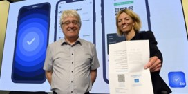 Covid-paspoort gelanceerd: zo werkt het