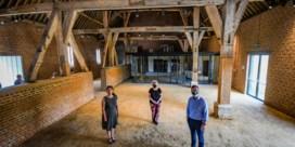 Zeventiende-eeuwse hoeve in Abdij van Park helemaal gerestaureerd