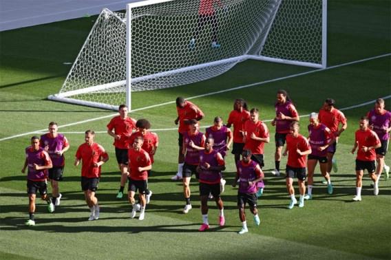 Martinez: 'Kevin De Bruyne heeft groen licht om wedstrijden te spelen'
