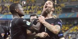 Uefa schorst Oostenrijker Arnautovic voor wangedrag na goal tegen Noord-Macedonië
