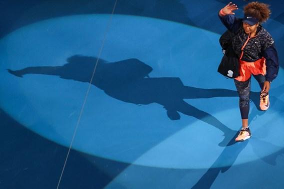 Naomi Osaka zal niet op het Londense gras verschijnen