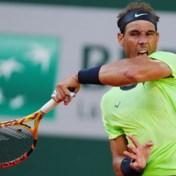 Rafael Nadal past voor Wimbledon én de Olympische Spelen: 'Het doel is om mijn carrière nog te verlengen'