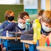 Te warm voor mondmaskers, dus opnieuw online les
