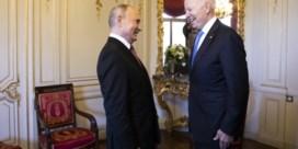 Biden en Poetin preken voor eigen parochie