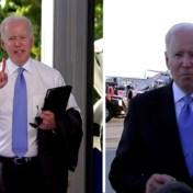 Biden excuseert zich nadat hij kortaf was geweest tegen journaliste: 'Ik had niet zo'n wijsneus moeten zijn'