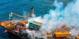 Toxicoloog over schipbreuk Sri Lanka: 'Dit is een wake-upcall'