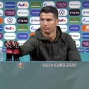 'Coca-Cola verloor miljarden aan marktwaarde door Cristiano Ronaldo'