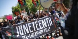 Huis van Afgevaardigden keurt feestdag ter herdenking van afschaffing slavernij in VS goed