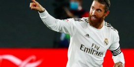 Sergio Ramos vertrekt bij Real Madrid