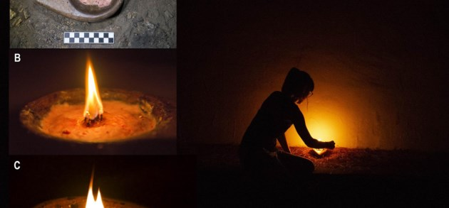Zo zorgden ze in de steentijd voor verlichting
