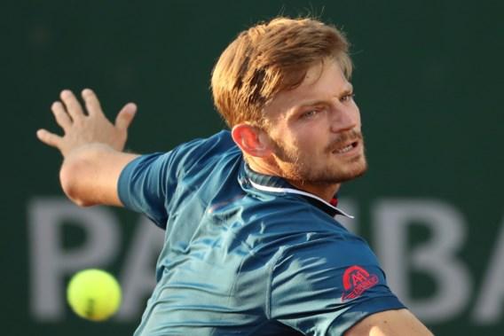 David Goffin moet forfait geven voor Wimbledon door enkelblessure