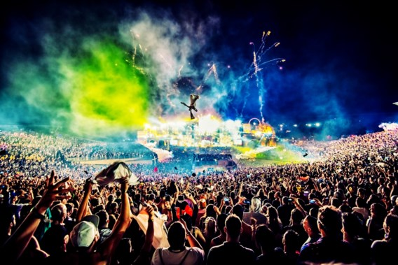 Burgemeesters verbieden Tomorrowland