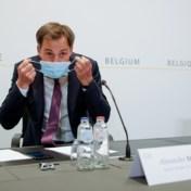 Overlegcomité praat op 16 juli over afschaffen maatregelen