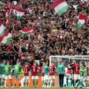 Topfavoriet Frankrijk blijft steken op 1-1 gelijkspel tegen uitgekookt Hongarije