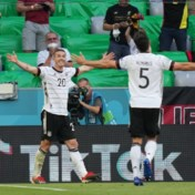 Duitsland overklast regerend Europees kampioen Portugal met overtuigende cijfers