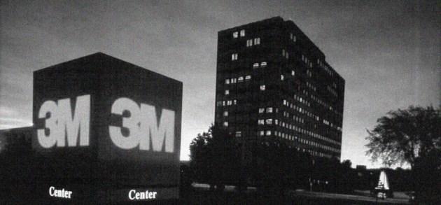 3M in 1963: 'PFOS zijn matig giftig'