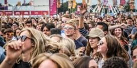 Even slikken, maar (nog) geen stress bij andere festivals na verbod op Tomorrowland